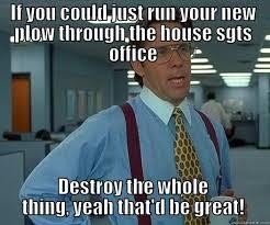Office Boss Meme - office space lumbergh memes quickmeme