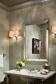 Beveled Bathroom Mirrors Mirrors In The Bathroom 7 Inspirations
