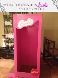 barbie costume for halloween how to make a photo booth for a barbie party smarty pants mama