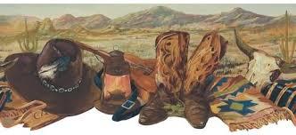western wallpaper designs