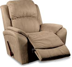 Lazy Boy Lift Chairs Casual Reclina Rocker Recliner With Pillow Arms By La Z Boy