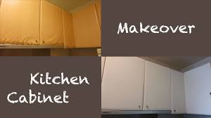 apartment tour kitchen cabinet makeover pt2 櫥櫃翻新 youtube