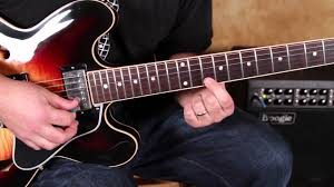 how to play fast blues licks on guitar a la stevie ray vaughan and