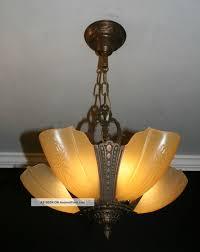 Interior Antique Ceiling Light Fixtures - vintage hardware amp lighting antique art deco slip shade vintage