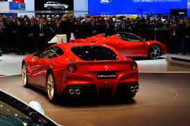 Ferrari F12 2012 - 2012 geneva motor show ferrari f12berlinetta