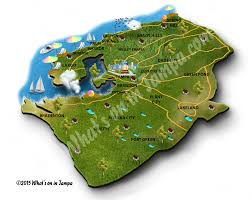 Florida Attractions Map Map Of Florida