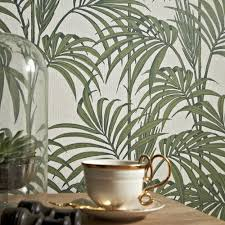 vacation every day where to buy tropical leaf print wallpapers