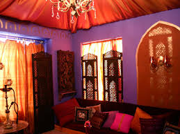 living room designs astonishing moroccan living room purple wall