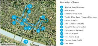 map of rouen rouen map by moments moments