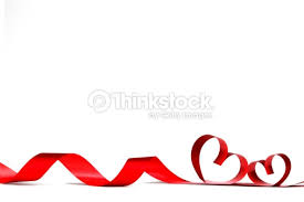 heart ribbon heart ribbons stock photo thinkstock
