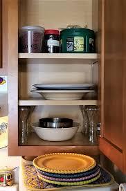 glass kitchen cupboard shelves customizing a cupboard shelf thriftyfun
