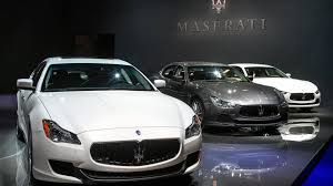 ghibli maserati 2016 maserati ghibli u0026 quattroporte unveiled with updated engines