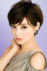 short hairstyles for japanese women hairstyleceleb com