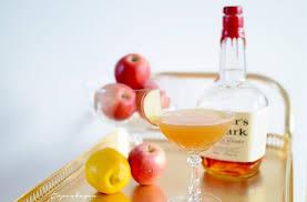 apple maple bourbon fall cocktail the copenhagen tales