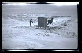 North Dakota travel by bus images Section 1 blizzards north dakota studies jpg