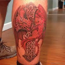 100 cross dragon tattoo cross tattoo gallery baby dragon