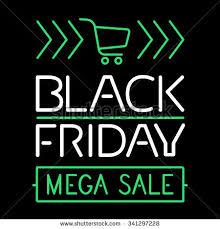 black friday sale sign black friday sale black poster vector stock vector 341297228