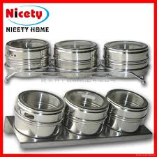cylinder stainless steel spice jar set nicety china cylinder stainless steel spice jar set 1