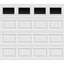 Garage Door Interior Panels Garage White Garage Door Home Garage Ideas