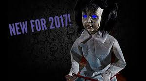 spirit halloween 2017 tricycle doll youtube