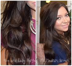 medium natural brown hair how to clairol nice n easy foam hair dye