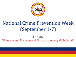 events archive dilg