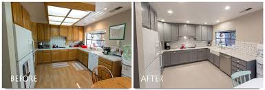 Kitchen Remodel Before And After by Kitchen Remodel Livermore College Avenue Complete