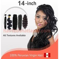 14 inch hair extensions peruvian virgin14 inch hair extension