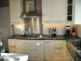 Stainless Steel Backsplashes For Kitchens Stainless Steel Backsplash We Stainless Steel Backsplash Sheets