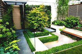small modern garden design designs industry standard london