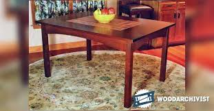 Free Woodworking Plans Kitchen Table by 21 Amazing Woodworking Kitchen Table Plans Egorlin Com