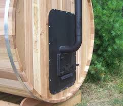 wood burning sauna diy 7 steps with pictures