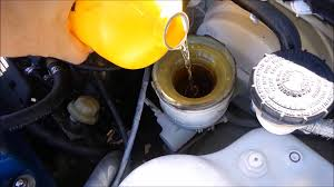 toyota camry how to change brake fluid youtube