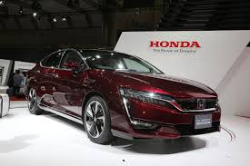 lexus sedan in pakistan honda clarity fuel cell sedan to launch in california in late 2016
