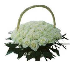 deliver flowers to india online white roses to india send