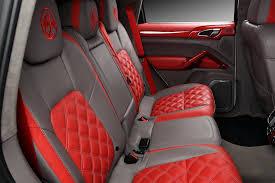 Porsche Cayenne Red Interior - interior porsche cayenne topcar gt 958 1 red topcar switzerland