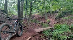 Rutgers Map Rutgers Ecological Preserve Mountain Bike Trail In Piscataway New