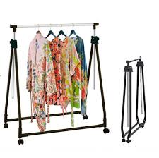 wardrobe racks amusing collapsible clothes rack collapsible