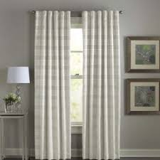 Grey And White Curtain Panels Decor Pretty Panel Curtains For Decorating Windows And Door