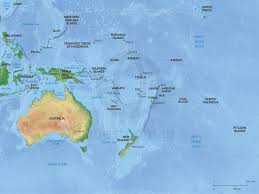 Map Australia Vector Map Australia Continent Shaded Relief One Stop Map