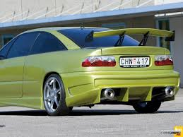 opel calibra sport tuning opel calibra cartuning best car tuning photos from all
