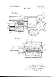patent us3711982 revolver having removable cylinder google patents