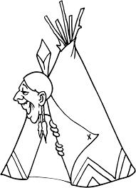 indian coloring pages coloringsuite com
