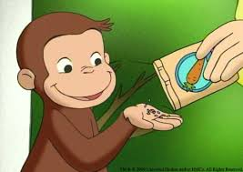 amazon curious george green frank welker jeff bennett