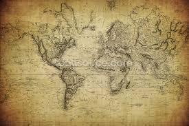 Antique World Map Wallpaper Mural Wall Murals You U0027ll Love