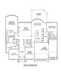 floor plans with porte cochere trendmaker homes sienna plantation 85 u0027 plan f805 1409481