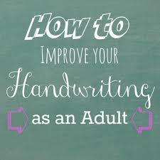 penmanship practice for adults exercises to improve handwriting as an and review of fix it