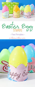 easter egg stands easter egg stands free printables on kleinworthco all