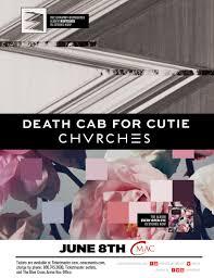 death cab for cutie chvrches u2013 tickets u2013 cmac canandaigua ny
