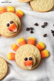 20 thanksgiving turkey treats creatively organized